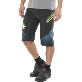 100% R-Core X DH - Culotte corto sin tirantes Hombre - negro